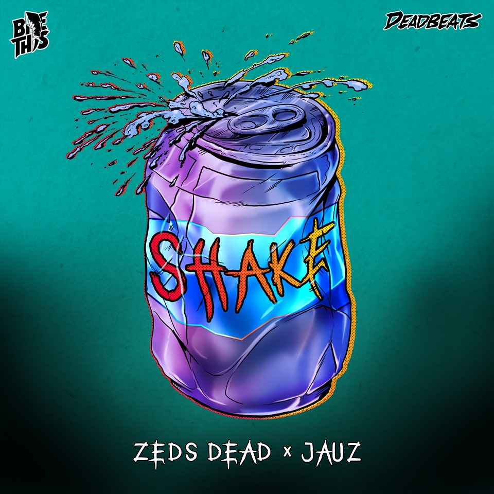 """Jauz and Zeds Dead Deliver Dubstep Gem """"Shake"""" - Noiseporn"""