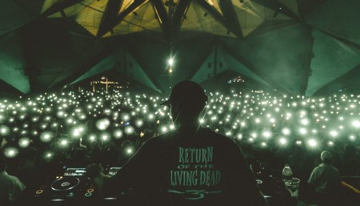 RL Grime Releases Annual 'Halloween VIII' Mix