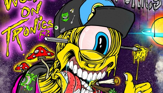 Subtronics Drops Five-Track EP 'Wooked On Tronics'