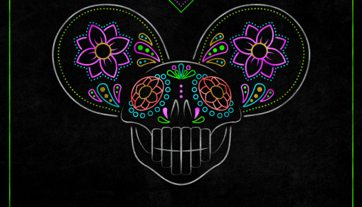 Deadmau5 Releases New Day of the Dead Mix via mau5trap