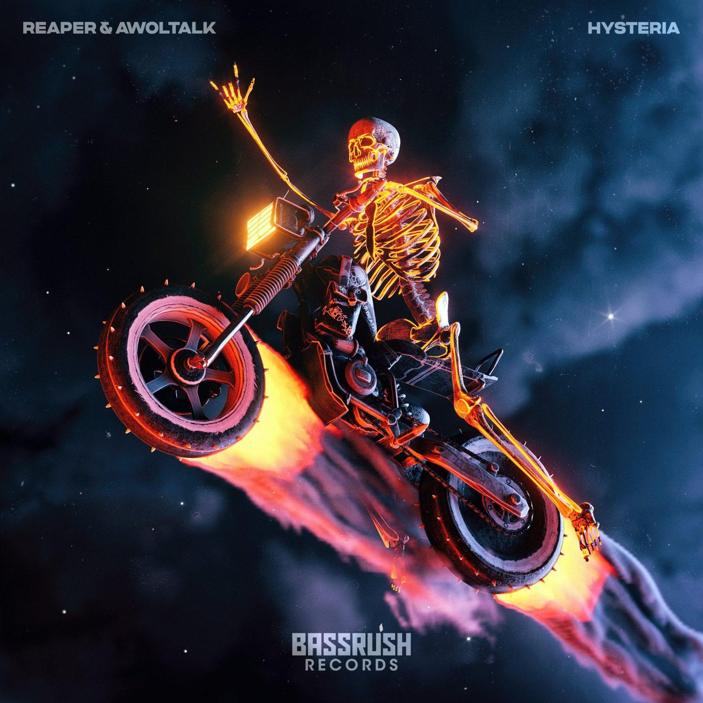 REAPER Awoltalk Hysteria Bassrush Records