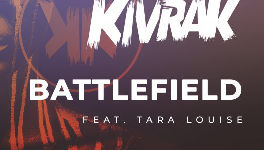 "Kivrak Drops Vibe-filled House Single ""Battlefield"" (feat. Tara Louise)"