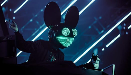 Deadmau5 Teams up With The Neptunes for Funky New Pop Single