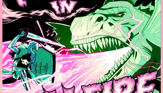 "HellKey Drops Devilish Levels of Bass on ""Hellfire"""