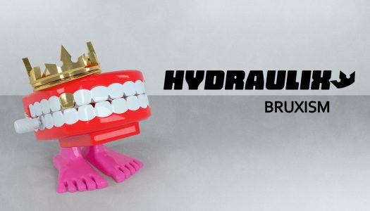 Hydraulix Releases Must-Hear 'Bruxism' EP on Wakaan