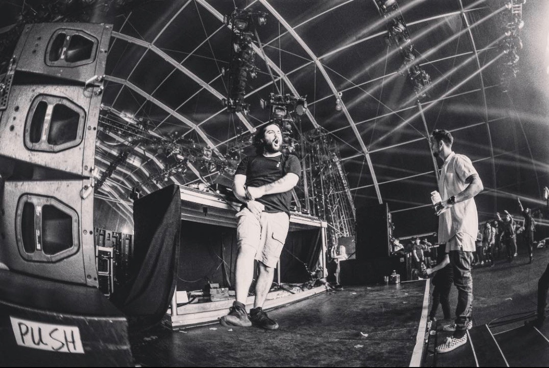 Andrew Berman and Deorro