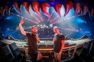 aLIVE Coverage for Insomniac - Dimitri Vegas & Like Mike 2